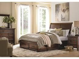 Morris Bedroom Furniture Sorrento King Sleigh Storage Bed Morris Home Sleigh Bed