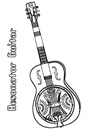 Small Picture Printable guitar coloring pages for kids ColoringStar