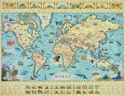 the world map  wooden jigsaw puzzle  liberty puzzles  made in