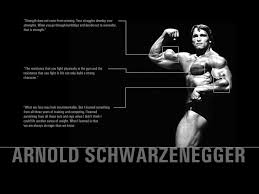 Arnold Schwarzenegger Quotes Mesmerizing Arnold Schwarzenegger Quotes Muscles Print Poster Poster EBay