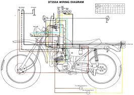klr 250 wiring diagram yamaha dt250 wiring diagram circuit wiring diagrams yamaha dt250 wiring