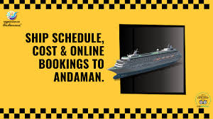 Kolkata To Port Blair Ship Fare Chart Ship Schedule Cost And Online Booking To Andaman In 2019