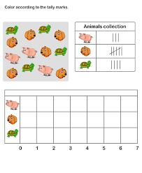 Math Worksheets Grade 2 Worksheets Tally Chart Worksheets
