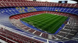 Fc Barcelona Seating Chart Camp Nou Tour Barcelona Home Of The Iconic Club Fc Barcelona