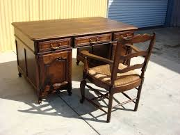 Desk Old Fashioned Wooden Desk Chair Old Oak fice Chairs For