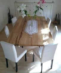 Table De Salle A Manger En Bois Table Manger Extensible Design Forge