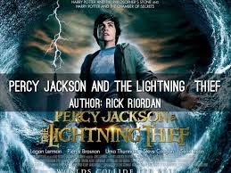 Lighting Thief Percy Jackson And The Lighting Thief By Clay Martell