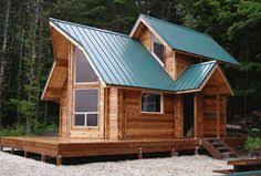Small Picture Cool kit home log cabins from Conestoga Log Homes Prefab Homes