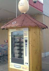 Egg Vending Machine Cool One Egg Vending Machine Opened In Sibiu By OVOSIB Egg Vending Machines