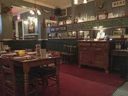 antique restaurant furniture. Perfect Furniture The Antlers Restaurant Antique Lighting And Warm Wooden Furniture Help Tha  Ambiance On Antique Restaurant