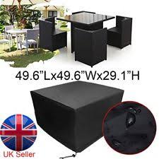 rattan outdoor furniture covers. waterproof furniture cover dust heavy duty for rattan cube outdoor garden rain covers