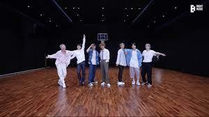 CHOREOGRAPHY] BTS (방탄소년단) 'Permission to Dance' Dance Practice - YouTube