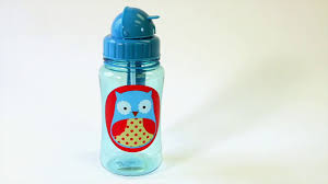 <b>Поильник Skip Hop Zoo Straw</b> Bottle - YouTube