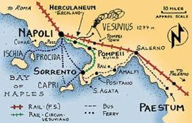 naples, sorrento, and the amalfi coast by rick steves Map Of Italy Naples And Pompeii schematic map of the amalfi coast and naples naples pompei map