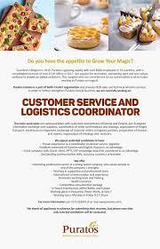 Customer Service Orientation Skills Cv Keskus Tööpakkumine Customer Service And Logistics Coordinator