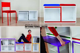 smart rack organizing small apartment space saving furniture apartment storage furniture
