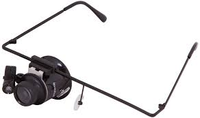 Купить <b>лупу очки Levenhuk Zeno Vizor</b> G1 - интернет-магазин ...