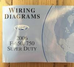 wiring diagram for 2006 f750 wiring image wiring 2006 ford f650 f750 trucks factory wiring diagrams manual on wiring diagram for 2006 f750