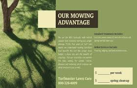 Free Lawn Mowing Flyer Template 29 Lawn Care Flyers Psd Ai Vector Eps Free Premium Templates