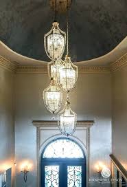 entryway chandelier medium size of light contemporary chandelier for foyer size story remarkable lighting high ceilings