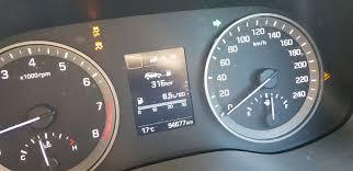 Nissan Rogue 2019 Dash Lights Hyundai Tucson Questions Warning Lights Are On Cargurus