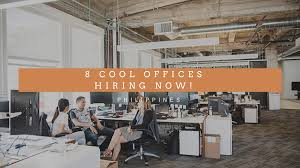 Cool office Creative Agency Spotph Here Are Some Cool Filipino Companies That Are Hiring Now
