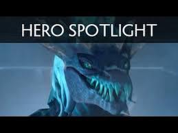 dota 2 hero spotlight winter wyvern youtube