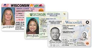 Wisconsin Site Dl Wi Dmv Official Government Id - And