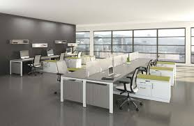 office space design ideas. Claire\u0027s Office Space Back Home. Nothing Too Personal, Everyone Works Together In An Open · DesignsOffice IdeasOpen Design Ideas