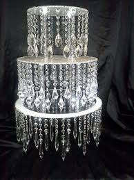 best of 19 best unique cake stands and separators images on cake for chandelier cupcake