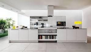 Black And White Modern Kitchen Kitchen Exciting Modern White Kitchens Design Ideas Inspiring