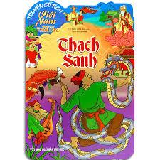Truyện cổ tích Việt Nam dành cho thiếu nhi - Thạch Sanh – THANH HÀ BOOKS