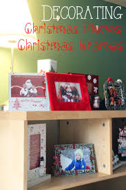 a couple of years ago i bought a bunch of christmas frames on clearance at kohls after christmas my goal was to slowly fill them with beautiful photos of