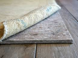 fundamentals non slip rug pads for hardwood floors the best eco friendly rugpadusa