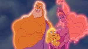 hercules movie disney characters.  Hercules Zeus Hera On Hercules Movie Disney Characters