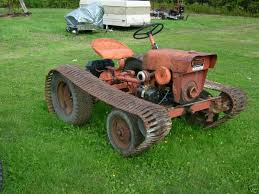 1967 economy power king utility tractor in original unrestored power king economy gallery garden tractor