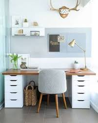 desk office study 21 ikea desk hacks for the most ive worke ever