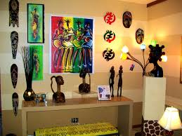 Small Picture Bedroom African Decoration Ideas Picturesque African Home Decor