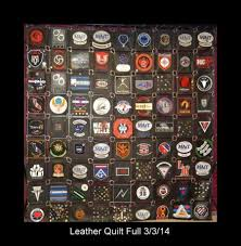 Photo History | Leather Quilt & Photo History Adamdwight.com