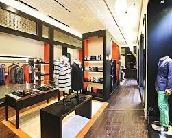 GR96 Women Garments Shop Display Furniture