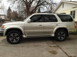 OEM rims that fit 3rd gen's? - Page 6 - Toyota 4Runner Forum ...
