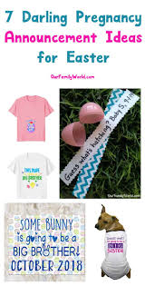 spring baby announcements 7 darling pregnancy announcement ideas for easter