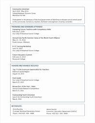 Unique Resume Examples For Server Elegant Server Resume Template