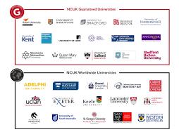 Universities Archive Ncuk