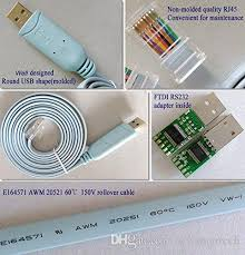 ftdi console ftdi chip usb com port to rj45 male console cable for initial functional testing conducted by ftdi has shown that the ftdi drivers function as expected on windows ce 7 0