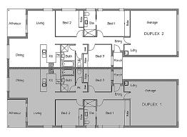 duplex cost building construction