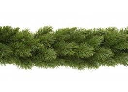 Хвойная <b>гирлянда Триумф Норд</b> 270х33 см зеленая — купить в ...