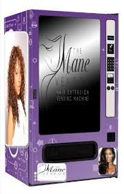 Hair Vending Machine Inspiration Woman Invents Weave Vending Machine Bossip