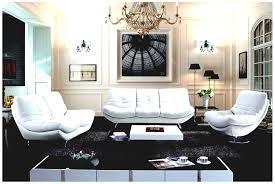 black white living room furniture. Living Room Decorative White Livingroom Furniture And Modern With Black Fur Rug Home Design Best Ideas D