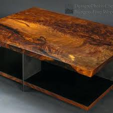 fine coffee tables custom walnut coffee table with steel base by fine woodworking fine woodworking coffee fine coffee tables